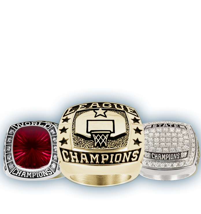 Fantasy Basketball Championship Rings