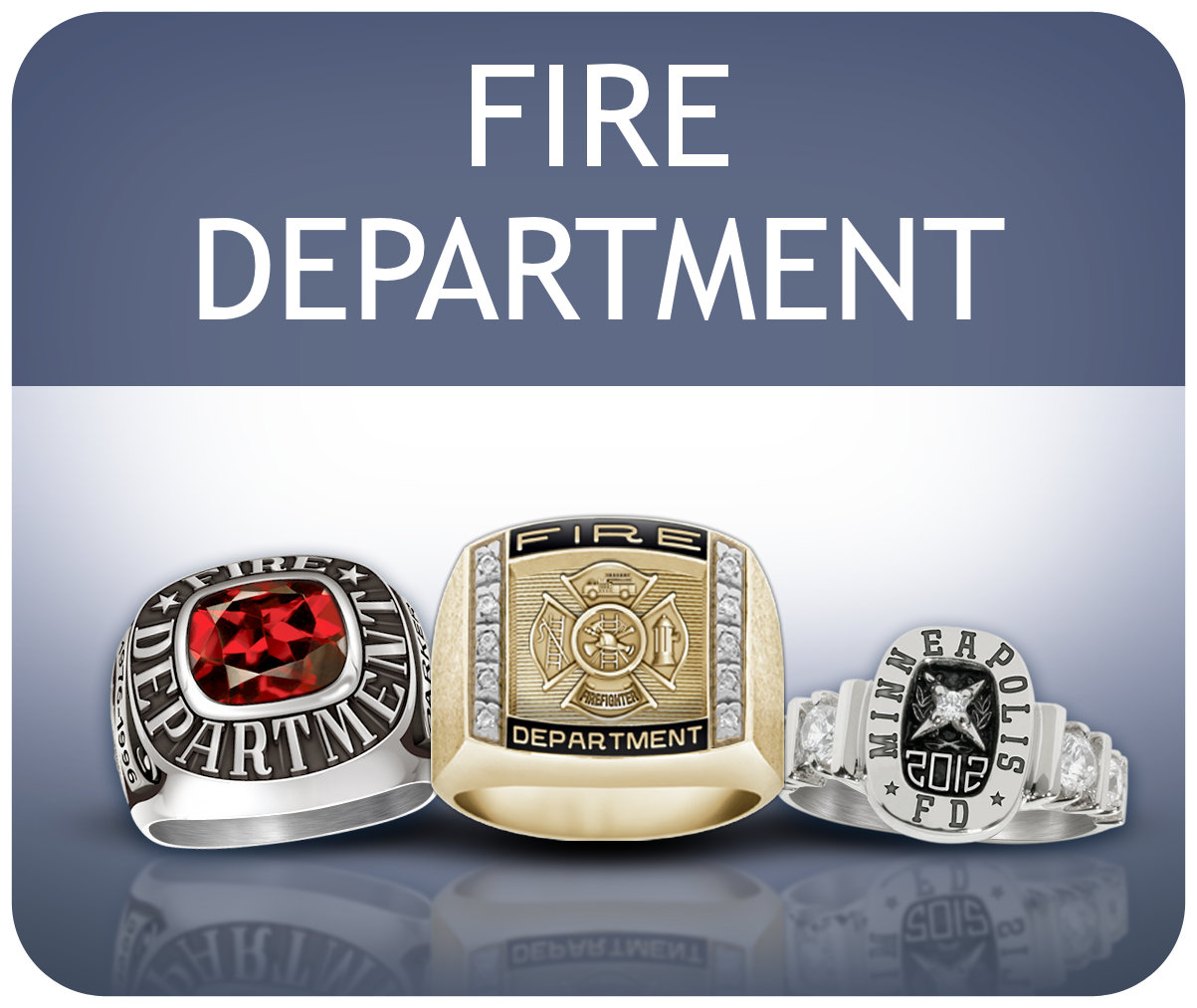 Fire Department Rings